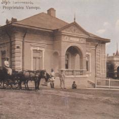 DOROHOI PROPRIETATEA VAMESU CIRCULATA EDITURA J. L. BERCOVICI DOROHOI - Carte Postala Moldova 1904-1918, Tip: Printata, Oras: Botosani