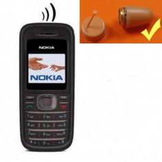 Casca spy mc1600 originala de culoarea pielii + telefon nokia spy + sony337 - Handsfree GSM