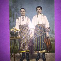Bukowina -Port Popular - Carte Postala Bucovina 1904-1918, Circulata, Fotografie