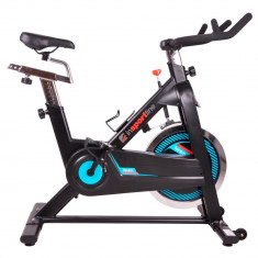 Bicicleta indoor cycling inSPORTline Baraton - Bicicleta fitness inSPORTline, Max. 130