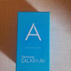 Samsung galaxy A5 - Telefon Samsung, Negru, Vodafone, Single SIM