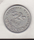 Bnk mnd Coatia 2 kune 2005 , fauna, Europa