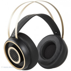 CASTI PRESTIGE HOME KRUGER&MATZ, Casti On Ear, Cu fir, Mufa 3, 5mm, Active Noise Cancelling