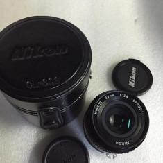 Vand obiectiv NIKON 35mm 2.8 AI S - Obiectiv DSLR Nikon, Minolta - Md