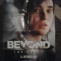 Poster Beyond Two Souls / Gran Turismo 6 (GameLand )