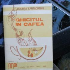 GHICITUL IN CAFEA - Carte paranormal