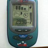 Statie meteo portabila cu prognoze barometru altimetru temperatura alarma busola