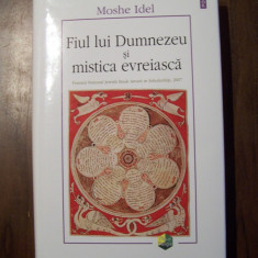 Fiul lui Dumnezeu si mistica evreiasca - Moshe Idel (Polirom, 2010) - Carti Iudaism
