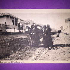 Bukowina - Tiganci - Carte Postala Bucovina 1904-1918, Circulata, Fotografie