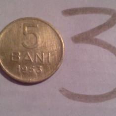 5 BANI 1953 /3 - Moneda Romania