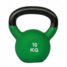 Gantera Kettlebell neopren 10kg Sportmann