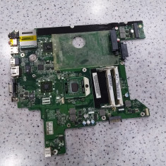 Placa de baza laptop Fujitsu Siemens defecta Packard Bell NJ31 Z08, nu are imagine, S1, DDR2, Contine procesor