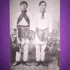 Bukowina - Ruteni - Port Popular - Carte Postala Bucovina 1904-1918, Circulata, Fotografie