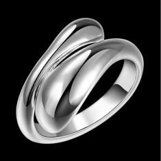 Inel argint 925 + cutie cadou; marime 7