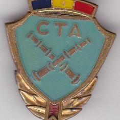 Insigna CTA