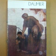 Honore Daumier pictura Bucuresti 1987 64 ilustratii - Album Pictura