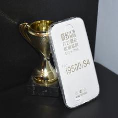 Husa noua Samsung Galaxy S4 UltraSlim Silicon TRANSPARENTA protectie - Husa Telefon