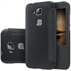 HUSA NILLKIN SPARKLE Huawei ASCEND G8 BONUS FOLIE ECRAN - Husa Telefon Nillkin, Negru