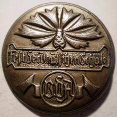 I.667 GERMANIA INSIGNA VDA FEST DER DEUTSCHEN SCHULE 36mm, Europa