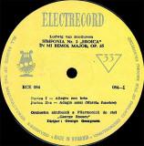Beethoven_Orchestra George Enescu_G. Georgescu - Simfonia Nr. 3 Eroica (Vinyl)