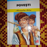 Povesti (26 povesti/190pag./an 2012)- Alexandru Mitru - Carte de povesti