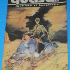 Revista QUASAR SF STIINTA SI IMAGINATIE NR 5 1993 special planeta marte (r5038