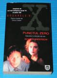 Dosarele X Punctul zero - Kevin J Anderson x files (05416