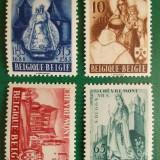Belgia 1948 17 Euro manastirea Chevremont religie - serie nestampilata MNH/MH