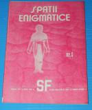Revista SF SPATII ENIGMATICE nr 1 1990 cenaclul quasar iasi  (r5029