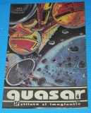 Revista QUASAR SF STIINTA SI IMAGINATIE NR 4 1992 (05037
