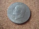 JN. One dollar 1776-1976, America de Nord