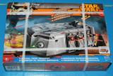 Jucarie vehicul TRANSPORTOR TRUPE IMPERIALE STAR WARS CU LANSATOR DE RACHETE, Hasbro