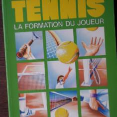 TENNIS, LA FORMATION DU JOUEUR - Racheta tenis de camp