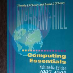 COMPUTING ESSENTIALS - TIMOTY J. OŢLEARY