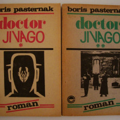Doctor Jivago - Boris Pasternak (2 vol.) - Carte de aventura