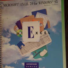 MICROSOFT EXCEL 7.0 FOR WINDWS 95 - Carte Microsoft Office