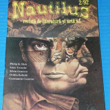 Revista NAUTILUS SF nr 2 1992 science fiction (r5004 - Carte SF