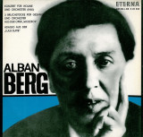 Alban Berg - Konzert Violine Orchester_Wozzeck_Adagio Aus Der Lulu-Suite (Vinyl), VINIL