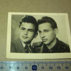 Fotografie veche - portret, baieti 1955 - 2+1 gratis - RBK11246