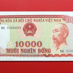 VIETNAM - 10.000 Dong 1993 - aUNC - bancnota asia