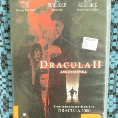 DRACULA II ASCENSIUNEA (1 DVD FILM GROAZA - SUBTITRARE in ROMANA!)