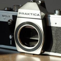 Body Praktica MTL3 SLR 35mm film montura m42 - Aparat Foto cu Film Praktica