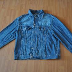 Jacheta de blugi Marc 'O Polo. Marimea XL. Model Retro, Vintage, Oldschool - Jacheta barbati, Culoare: Bleumarin, Bumbac