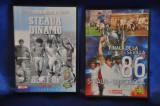 Lot 2 DVD-uri de colectie Steaua Bucuresti. Finala de la Sevilla '86.