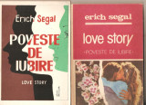 Erich Segal-Love Story+Poveste de iubire