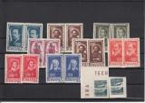 ROMANIA 1947 LP 215  LP 216  INSTITUTUL DE STUDII  ROMANO-SOVIETICE 2 SERII MNH, Nestampilat