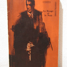 Stendhal - Le rouge et le noir - Curs Limba Franceza
