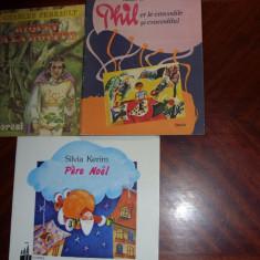 TREI CARTI PENTRU COPII IN LIMBA FRANCEZA ( pretul este pentru toate ) * - Carte de povesti