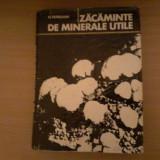 N.Petrulian - Zacaminte de minerale utile