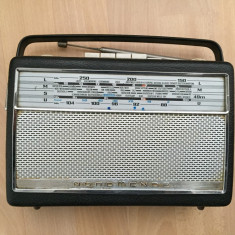Radio portabil analog de colectie original Nordmende Transit Spezial - Aparat radio